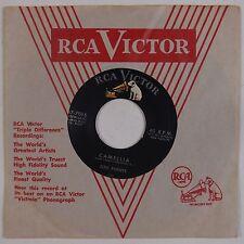 TITO PUENTE: Camellia / Hunza USA RCA Latin 4547-7705 '57 Jazz Mambo NM
