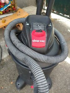 Shop Vac 10 Gallon Wet Dry 9.9 Amps  4.5 HP Model SL-14 450