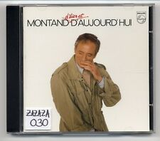 Yves Montand CD D 'qui et d'aujourd' hui-PHILIPS 811 850-2 - West Germany