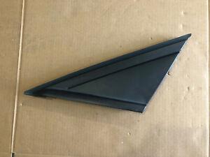 2012-2014 Ford Focus DRIVER LEFT Mirror Trim Door Triangular Plastic Black Panel