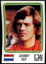 Netherlands Johnny Rep #88 World Cup Story Panini Sticker (C350)