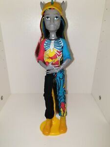 Monster High Doll - Neighthan Rot - Freaky Fusion Hybrid - Great Condition