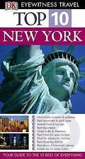 New York (DK Eyewitness Top 10 Travel Guide) by Eleanor Berman