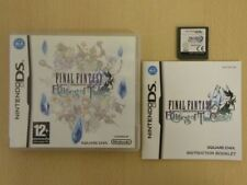 Nintendo DS Game FINAL FANTASY CRYSTAL CHRONICLES ECHOS OF TIME Complete 18155