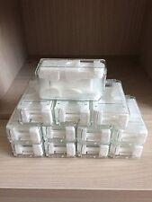 WATCH TRAVEL STORAGE PLASTIC BOX ROLEX