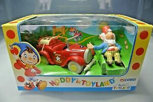 MINT Toyland Fire Truck with Big Ears from Noddy in Toyland Set by Corgi 69004