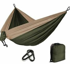 Camping Hammock Parachute Garden Outdoor Furniture Leisure Sleeping Hamac Travel