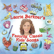 Laurie Berkner - Laurie Berkner Favorite Classic Kids Songs [New CD]