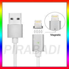 CÂBLE USB CHARGEUR LIGHTNING 8 PIN MAGNÉTIQUE POUR IPHONE SE