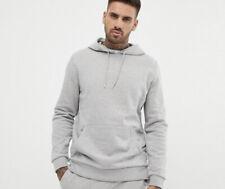 ASOS mens grey hoodie (Size Large)