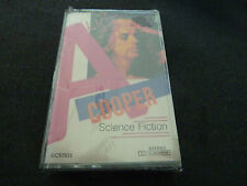 ALICE COOPER SCIENCE FICTION ULTRA RARE CASSETTE TAPE!