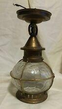 Vintage Ceiling Old Lantern Nautical Light Fixture