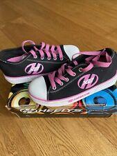 Heelys Girls X2 Uk Size 3 New In Box Wheeled Trainers