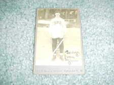 1880s St. Paul's School Hockey Cabinet Card Kimball Studio Concord