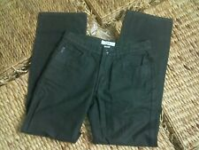 "ARMANI EXCHANGE SIZE 31R 31 GREEN PANTS  30"" INSEAM"