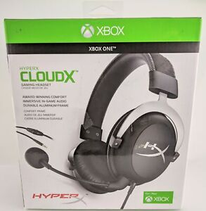 HyperX CloudX Xbox Gaming Headset NO MIC HEADPHONES ONLY UPGRADED AUDIO JACK