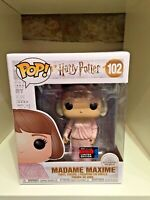MADAME MAXIME NYCC 2019 FALL CONVENTION EXCLUSIVE FUNKO POP HARRY POTTER #102