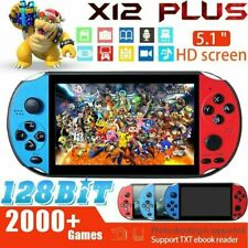 5.1'' Retro Handheld Game Console Portable Video Game Built-in 20000+ Games 8GB