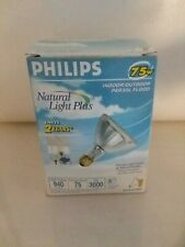 Philips Halogen Indoor/Outdoor PAR30L Flood medium base 75W