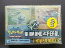 Pokemon Diamond & Pearl 2-Player Trainer Kit  SEALED!! possibl EX booster inside