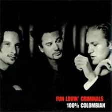"Fun Lovin' Criminals ""100% Columbian"" EMI IMPORT cd + SPECIAL EDITION BONUS CD"