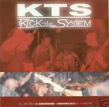 KICK THE SYSTEM KTS LEGENDE URBAINE PUNK CD D1761