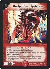 Duel Master TGC Rocketdive Skyterror DM08 Epic Dragons of Hyperchaos