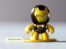 Iron Man 3 Micro Muggs Series 1 Black and Gold Armor
