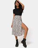 MOTEL ROCKS Saika Midi Skirt in Wild Thing      (MR60)