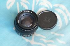 JUPITER-8 50mm f2 lens M39 LTM Leica Zorki Sonnar Micro 4/3