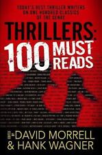 Thrillers: 100 Must-Reads: 100 Must-Reads (Paperback or Softback)