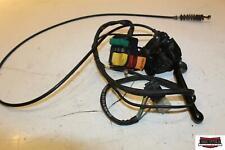 1998 BMW R1100RT Hydraulic Clutch Master Cylinder Lever Switches 32 72 1457963