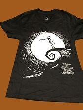 NEW Mens DISNEY Nightmare before Christmas Jack Skellington TEE T-Shirt size- SM