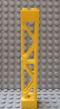 LEGO Yellow Support 2 x 2 x 10 Girder Triangular 7775 7633