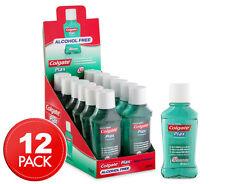 12 x Colgate Plax Mouth Rinse Freshmint 60mL