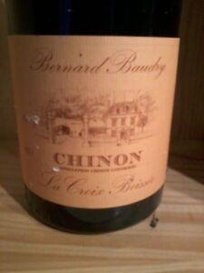 """Domaine Baudry """"La Croix Boissée"""" 2011 - AOC Chinon rouge"""