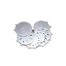 Diamond And Gemstone Pocket Sizing Gauge - 35-560
