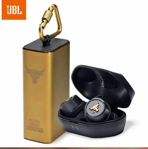 Under Armour Project Rock True Wireless Jbl Edition Earbuds Flash Ear Black Ua H