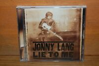 JONNY LANG - Lie to Me CD (1996) A&M Records ***VG Condition***