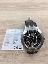 """OROLOGIO SWATCH NEW IRONY """"IN A CLASSIC MODE """" REF. YTS400  -NUOVO"""