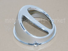 Chrome Fan Cover Scoop Cap Chinese GY6 125 CC 150 ATV Quad Go Kart Scooter Moped