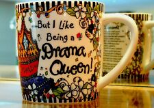 """Suzy Toronto """"But I Like Being A Drama Queen Mug"""" Great Gift"""