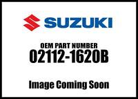 Suzuki Screw 02112-1620B New OEM