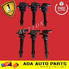 6 x Ignition Coil for Ford Falcon FG 4.0L Ford Territory SZ 4.0L 2008-ON