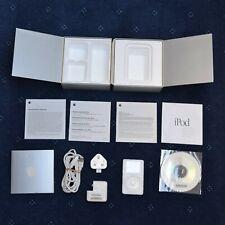 Apple iPod classic 1st Generation 5GB - White in Original Box