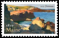 2020 US Stamp - Maine - Single - SC#5456