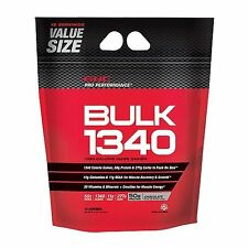 GNC Pro Performance Bulk 1340 Mass Weight Gainer - Chocolate 12LB VALUE SIZE