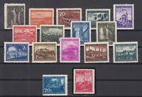 G3369/ LAIBACH GERMAN OCC – MI # 45 / 60 COMPLETE MINT – CV 245 $