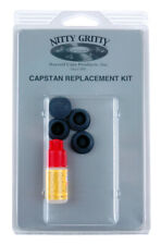 NITTY GRITTY CAPSTAN REPLACEMENT KIT-4 RUBBER CAPSTANS & 1 TUBE ADHESIVE GLUE
