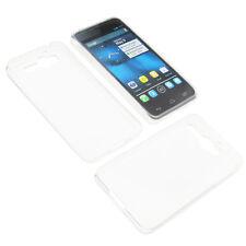Funda para Alcatel One Touch Star / 6010d teléfono móvil TPU TRANSPARENTE